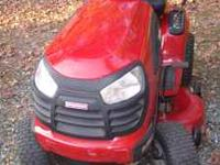 YTS3000 Craftsman lawn tractor with 42 inch precision