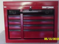 Good condition,used, lockable,4 drawers + 1 removable