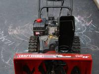 "$500 FIRM For sale: 2005 Craftsman 28"" 9.0 hp Snow King"