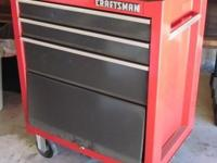 SPECIALIST 3 DRAWER TOOL CHEST & & TOOLS FOR SALE! MUST