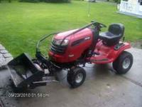 VERY DEPENDABLE //20 HP KOEHLER 42 IN MOWER HAD NEW