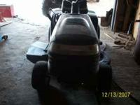 i have a craftsman lawn mower for sale it is in great
