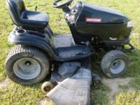 This is a used Craftsman 54 In. 26hp Kohler Turn Tight