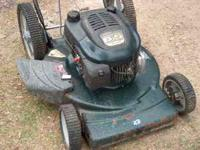 lawnmower $50  or  no text or e mail Location: hou