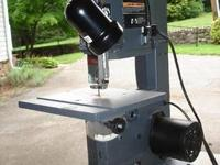 Sears Craftsman 9? Band Saw, 1/3 HP, Tilting Table,