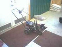 For sale is a craftsman cart edger in like new