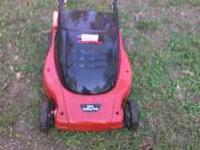 FOR SALE OR TRADE Good mower,runs and cuts good home[]