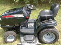 Craftsman GT6500 Garden Tractor (Model No. 917.276923)