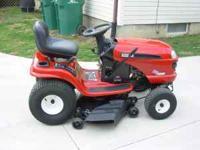 Craftsman DSL-3000 Lawn Tractor, Briggs and Stratton