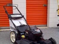 I have a practically new Craftsman Rotary Lawn Mower