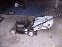 I bought this mower in July of 2011 I have used it 6-7