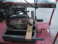 Craftsman Radial Saw West Maple Habitat ReStore 10910