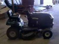 ***CRAFTSMAN LT1000 RIDING LAWNMOWER FOR SALE*** ***42