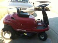 Craftsman drm500 riding mower New belts Newer blade