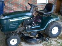 Craftsman riding mower for sale. 1997 model in