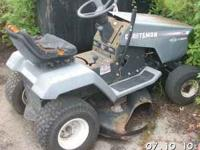I have two Craftsman riding lawn mower. Both mowers