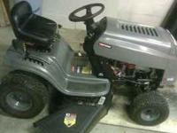 Newer riding mower aprox. 10 hours of use so far. Must