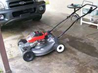 Craftsman lawn mower - self propelled - 5.5 h.p. engine