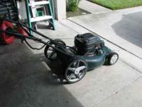 "I have a Craftsman 22"" mower with 6.5 HP engine for"