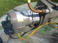 Craftsman 1/2 HP shallow well jet pump, it's in great