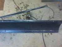 Plow for craftsman tractor came off of LT1000 Call Txt