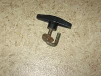 Snowblower handle wing nut & bolt for a Sears Craftsman