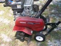 "FOR SALE IS A CRAFTSMAN 24"" TILLER 900 SERIES USED ONE"