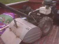 Crasftman Tiller for sale.... $225  runs and