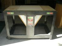 Extremely special, Craftsman Rotary tool bench. It's a