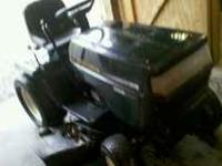 91 Craftsman tractor. hydro tranny or rearend bad.