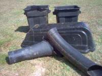 Craftsman Triple Bagger for you lawn tractor. There is