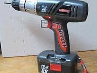 Craftsman 1/2 in. 19.2 volt Cordless Drill/Driver Model