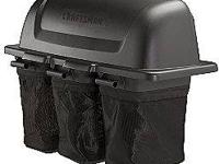 I have 2 Craftsman yard and garden 3 bin soft bagger