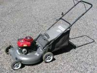 Craftsman 4.5 HP Briggs & Stratton walk behind rotary