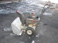 For sale is a Craftsman 5/22 , 2 stage Snowblower. 5 hp
