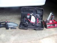 CRAFTSMAN C3 19.2 VOLT CORDLESS POWER TOOLS, BRAND NEW
