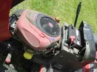 Craftsman Riding Lawn Mower for sale. Great condition.