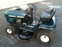 For sale is a Craftsman 16.0 HP Lawn Tractor EZ3