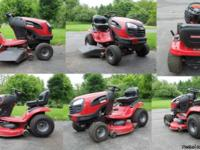 "Craftsman YT 3000 46"" Riding Lawn Tractor * Model #:"