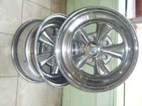 "Full Set Of Crager SS 15"" Rims. Call Us . Ron. Asking"