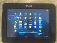 Craig CMP741e Touchscreen Tablet- -$60 Android 4.0