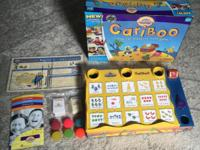 Cranium Cariboo board game. The game itself is in