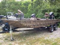 """CRAPPIE FISHERMEN DREAM WATERCRAFT- A MUST SEE- CALL"