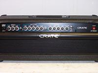 Crate 120 Watt amp head model GT1200H. Excellent