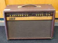 For Sale; Crate CA60 Acoustic Amp This amp is in great