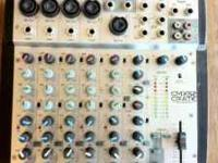 For Sale Crate CMX52 Mixer, $100. Needs power Cord