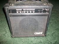Today we have for you a CRATE GX-15 Practice Guitar