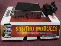 Have an unused Crate Pro Audio Studio Module SM6-MP.