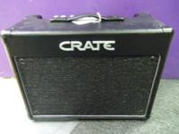I'm looking to sell a used 15 watt practice guitar amp.