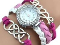 You can choose from over a variety of bracelets, and